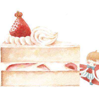 400x400 - ケーキの王様